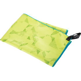 SealLine PT Personal Body Abstract - Serviette de bain - jaune